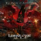 The Agony of Affliction CD by Leaving Eden