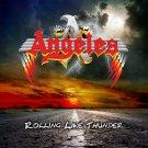 Rolling Like Thunder by Angeles USB Wristband