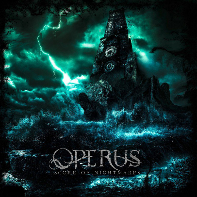 Score of Nightmares CD by Operus