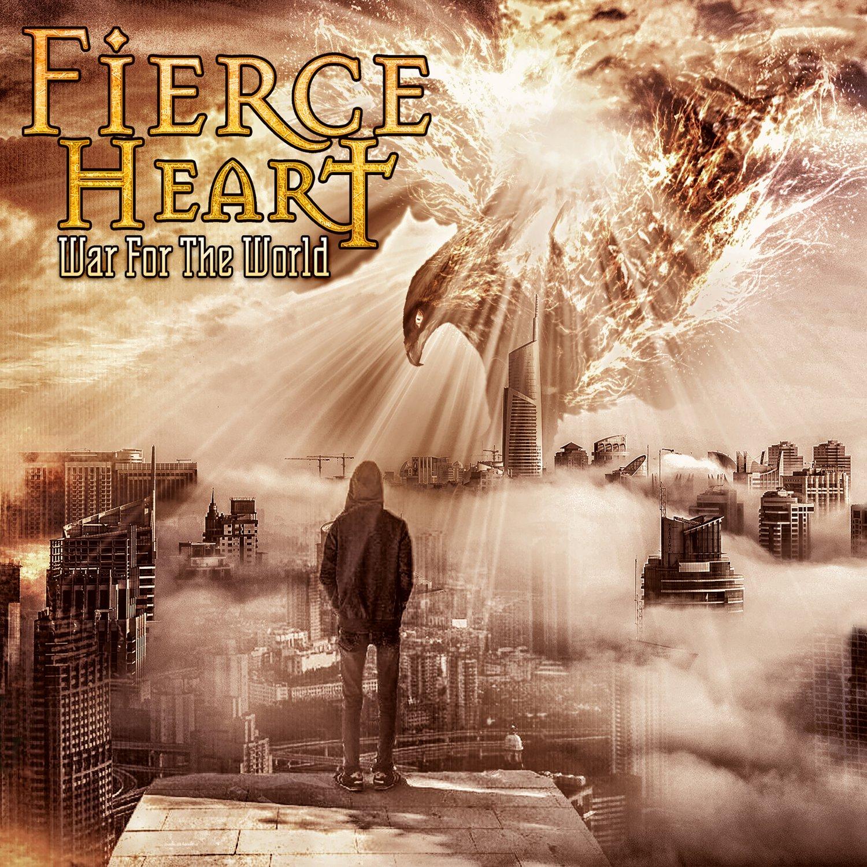 War For The World CD by Fierce Heart