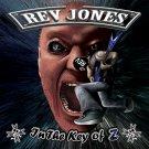 In The Key of Z by Rev Jones CD