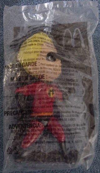McDonalds Dash Incredible Figure Incredibles #2 MIP '05