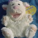 Snuggle Shop Singing Lamb Hand Puppet Stuffed Plush