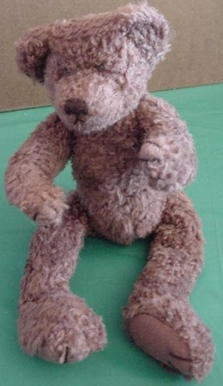 Pacific Craft Jointed Brown Bear Stuffed Plush