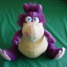 Purple Beebo Dragon Jimmy Dabble Frans Vischer Plush