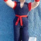 Virtua Fighter 2 Akira UFO Catcher Doll 1995