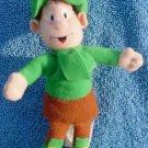 "Lucky Charms Leprechaun Mini Beanie Plush 4-5"" 1998"