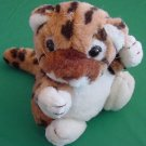 Russ Lanny Leopard Spotted Wild Cat Stuffed Plush 5.5""