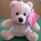 "Flomo World's Greatest Mom Bear Stuffed Plush 7.5"""