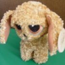 "Bestever Luv Ems Big Eyed Dog Puppy Beanie Plush 6"" Tag"