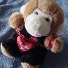 "DanDee Rescue Me Gorilla Singing Stuffed Plush 6.5"""