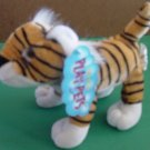 "Kellytoy Play Pets Bengal Tiger Stuffed Plush 6"" Tag"