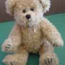 "Unipak Jointed Light Brown Bear Stuffed Plush 8"""