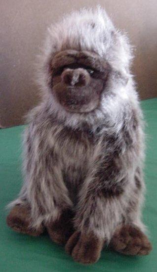 "Ty Large Gorilla 2002 Squishy & Soft Stuffed Plush 13"""