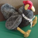 Cluck Rooster North American Bear Co Stuffed Plush 14""