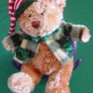 Kid Connection Elf Hat Christmas Bear Stuffed Plush