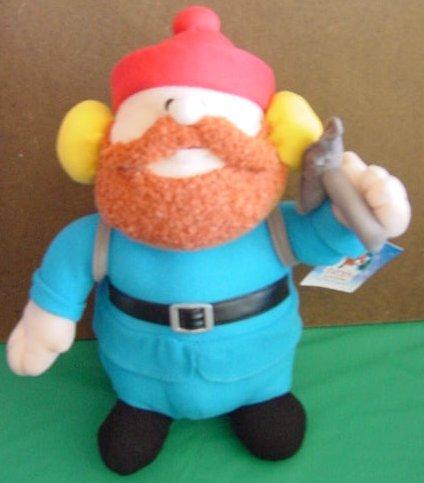 Yukon Cornelius Misfit Toy Rudolph Stuffed Plush Coynes