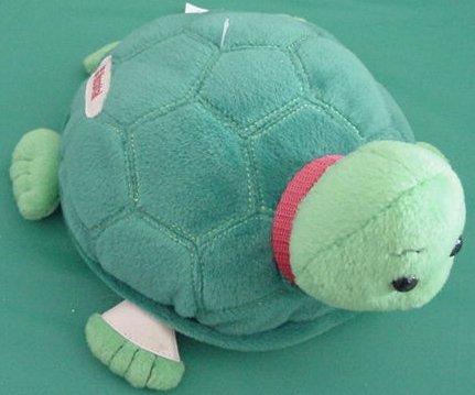 """Battat Animal Hospital Bandage Turtle Stuffed Plush 8"""""""