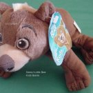 "Disney Brother Bear Brown Koda Beanie Plush 6"" Tag"