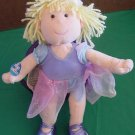Animal Alley Blonde Princess Sound Stuffed Plush 10""