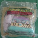 Burger King Wild Thornberrys Hippo & Float Meal Toy Bag