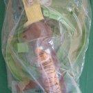 Burger King Wild Thornberrys Tiger Slide Meal Toy Bag