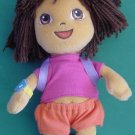 Ty Dora the Explorer Doll Stuffed Plush 7""