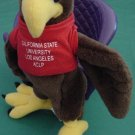 California State University CSU Eagle Stuffed Plush 7""