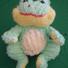 "Old MacDonald's Freddie Frog Stuffed Plush 9"" Croaks"