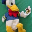 "Disney Donald Duck Mouseketoys Bean Bag Plush 9"" Tag"