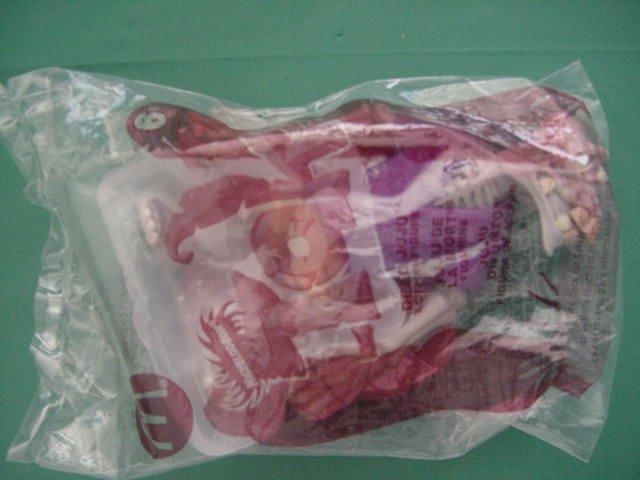 McDonald's Nickelodeon Tak #6 Dead Juju in Bag