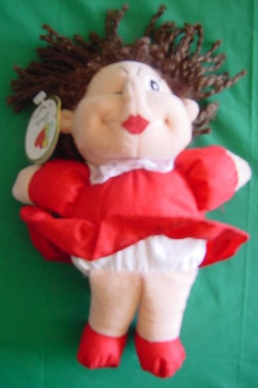 """Emily Collectables Ugly Girl Doll Beanie Plush 8"""""""
