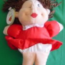 Emily Collectables Ugly Girl Doll Beanie Plush 8""