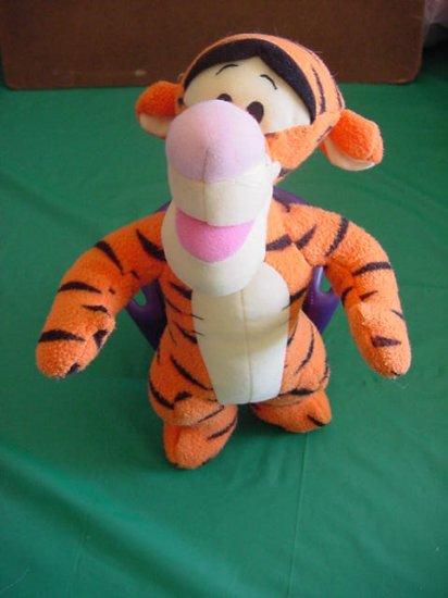 Winnie Pooh Tigger Rattle Fisher Price Stuffed Plush