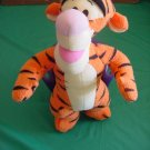 Winnie Pooh Tigger Rattle Fisher Price Stuffed Plush