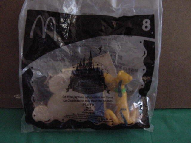 McDonald's Disney Happiest Celebration Pluto #8