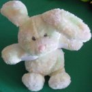 Easter Pastel Tie Dye Bunny Rabbit Stuffed Plush 7""