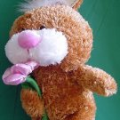 Easter Funny Bunny Cottontale JoAnn Stuffed Plush 6""