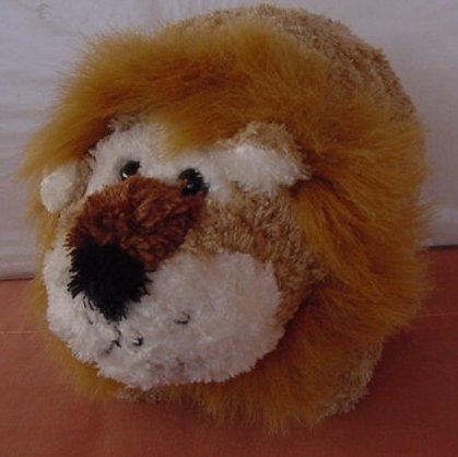 """Chosun International Fat Body Chubby Lion Stuffed Plush 5"""""""