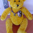 "Fiesta Foo Forever Fortune Bear Stuffed Plush 9"""