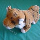 "Fiesta Chubby Bengal Tiger Stuffed Plush 6.5"" Tag"