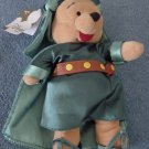 Pooh Bear Three Wisemen Disney Store Stuffed Plush 8""