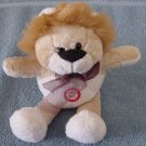 Preferred Plush Roaring Mini Lion Stuffed Plush 5""