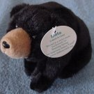 Mato Black Bear American Indian Lakota Stuffed Plush 4""