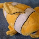 Finnegan Z Fish Plak Posse Palz Teeth Stuffed Plush 10""