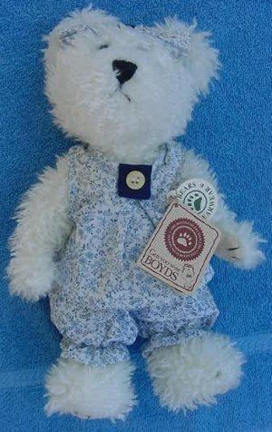 Boyds Bear Casey Renee Stuffed Plush Tag TJ's Best