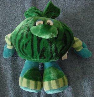 "Circus Circus Casino Cabbage Melon Man Stuffed Plush 8"""
