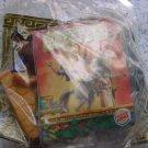 Burger King Road to El Dorado Bull & Tulio #4 MIP