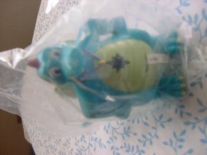 Dragon Tales Ord Light Up Toy MIP