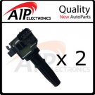 NEW IGNITION COIL ON PLUG set of 2 **FITS ALL 2.4L 4cyl